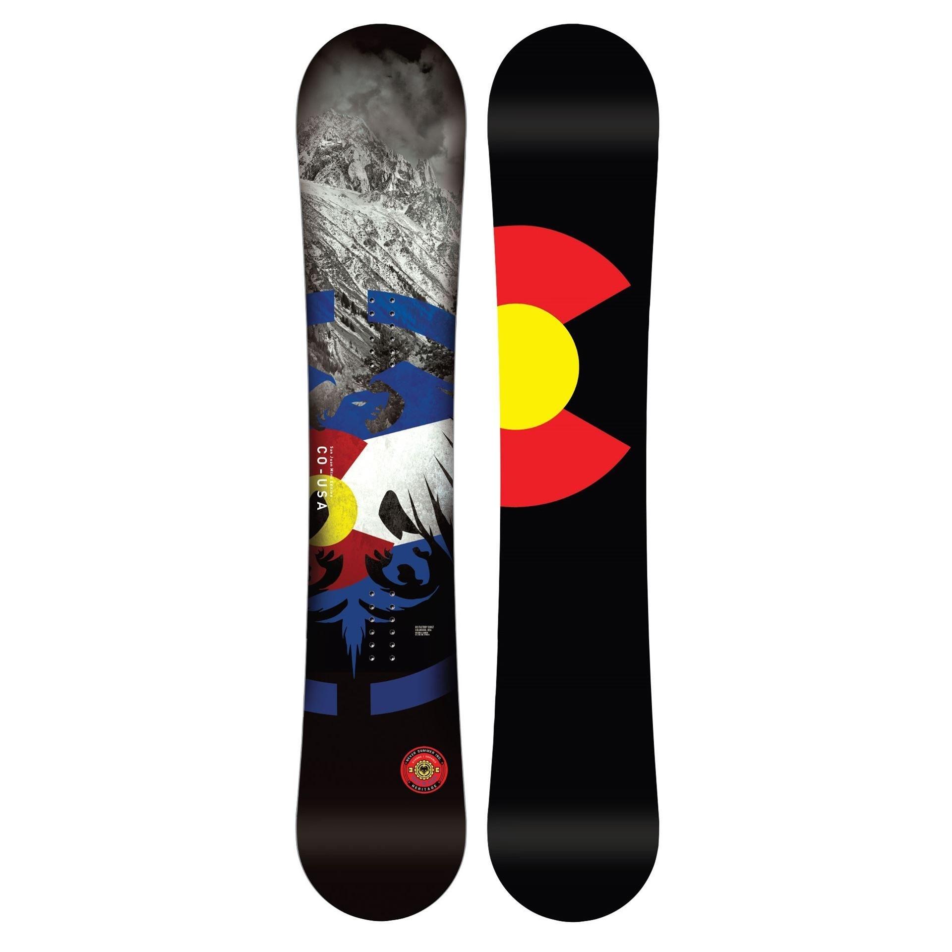 Heritage Snowboard (2019-20)