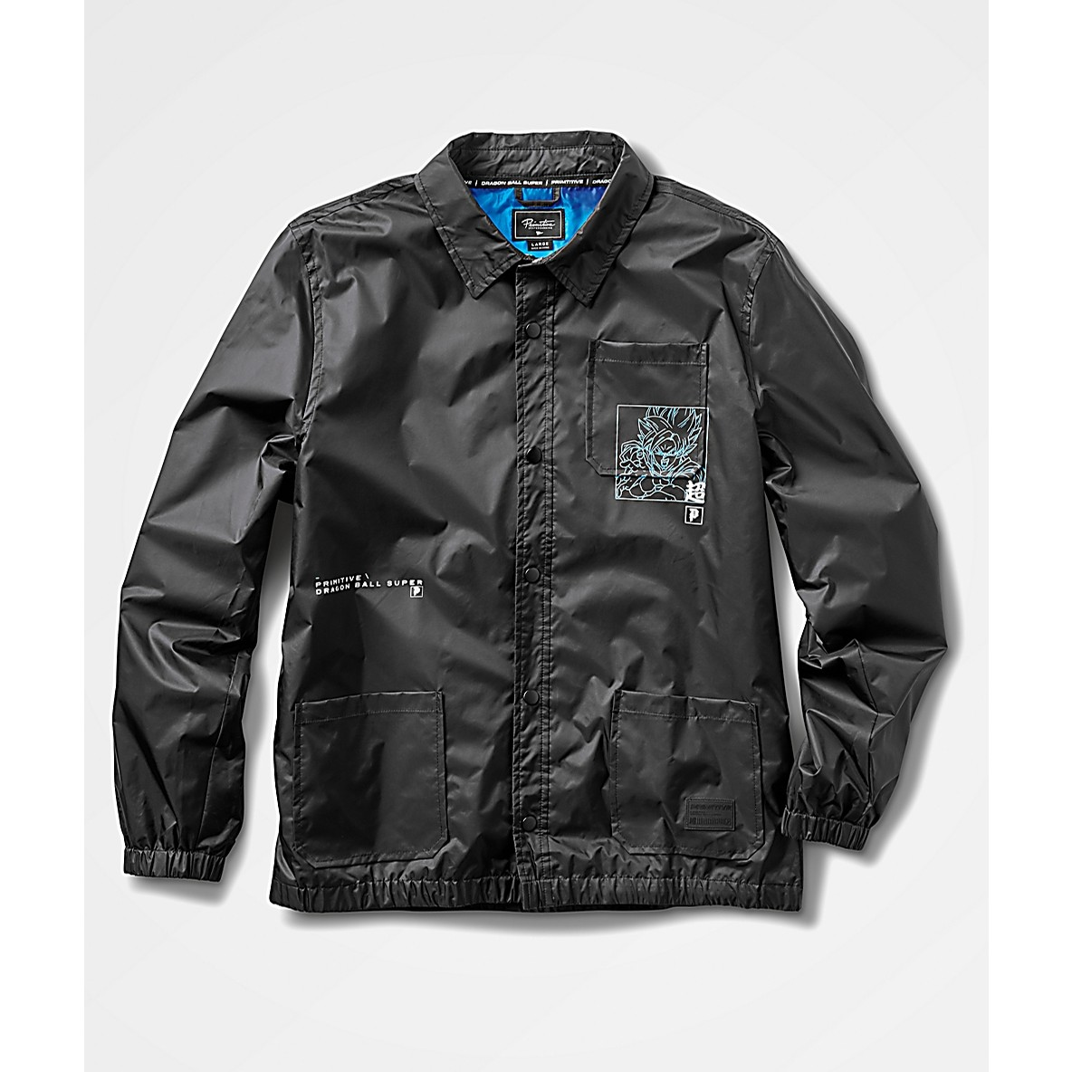 SSG Goku Jacket