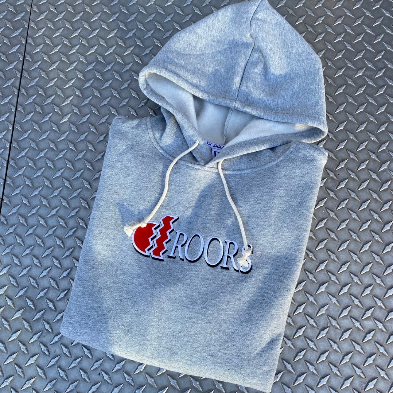 ST DROORS PULLOVER HOOD