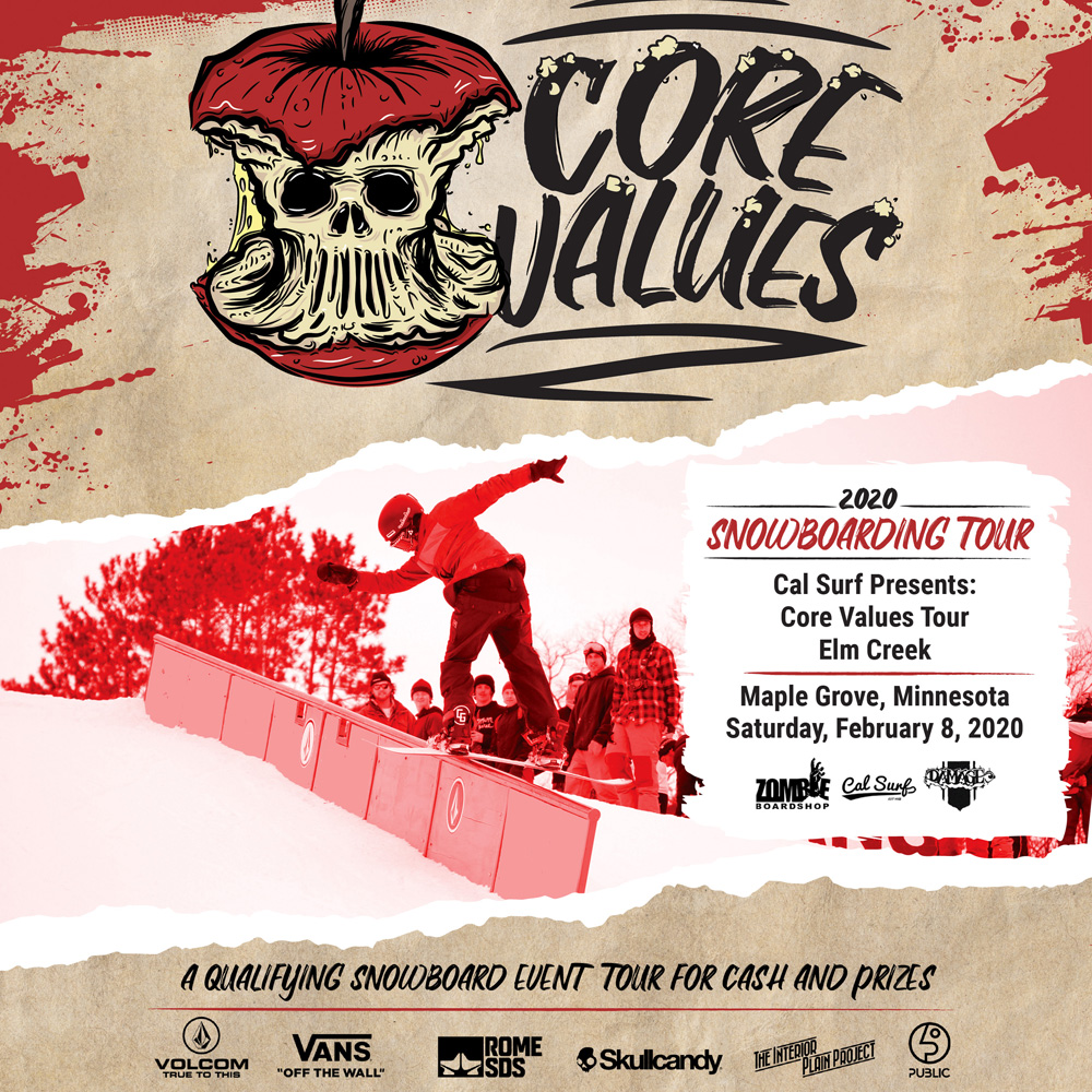 E|News. Core Values Tour going down this weekend!
