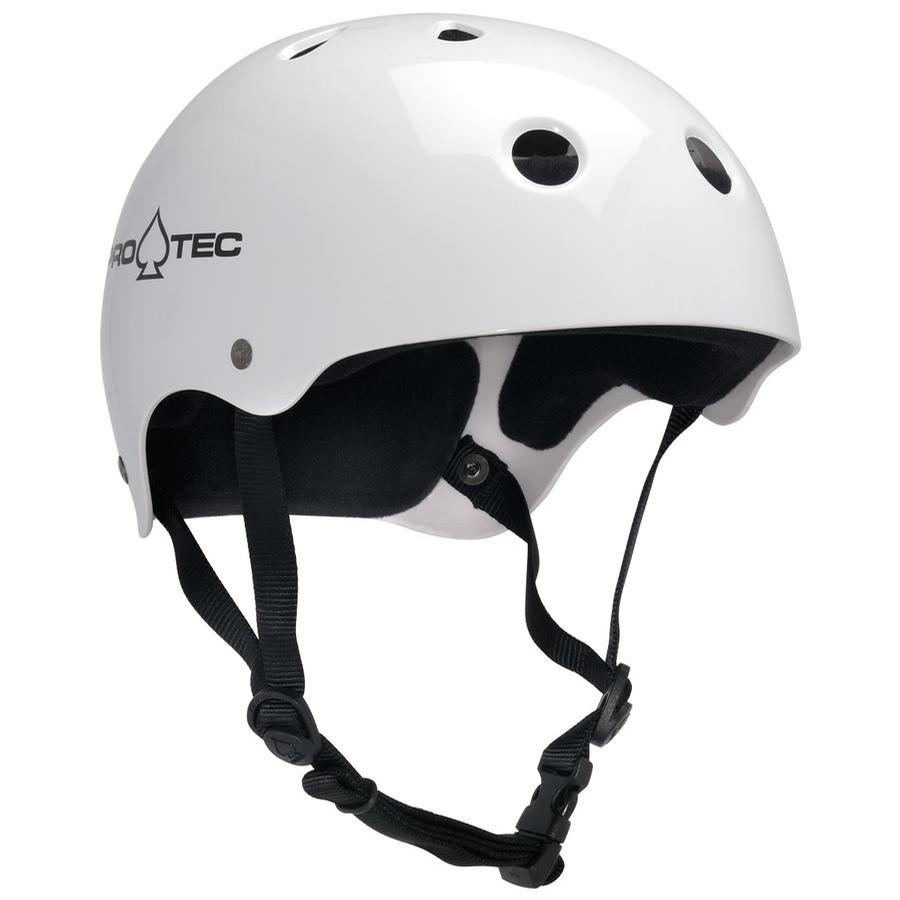 Classic Helmet Gloss White