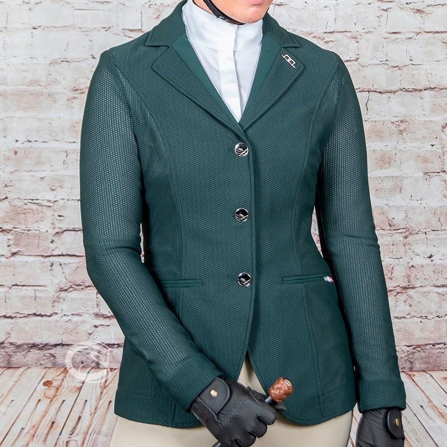Ladies Motion Lite Jacket (Hunter Green)