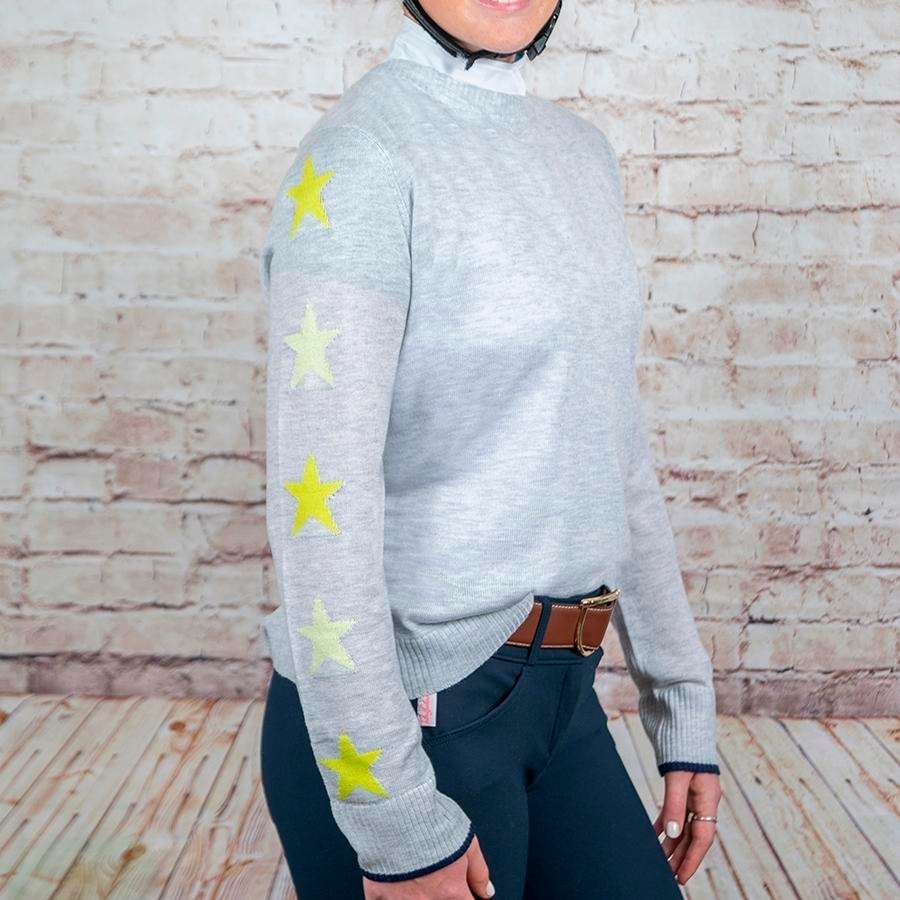 The Super Star Crewneck Sweater