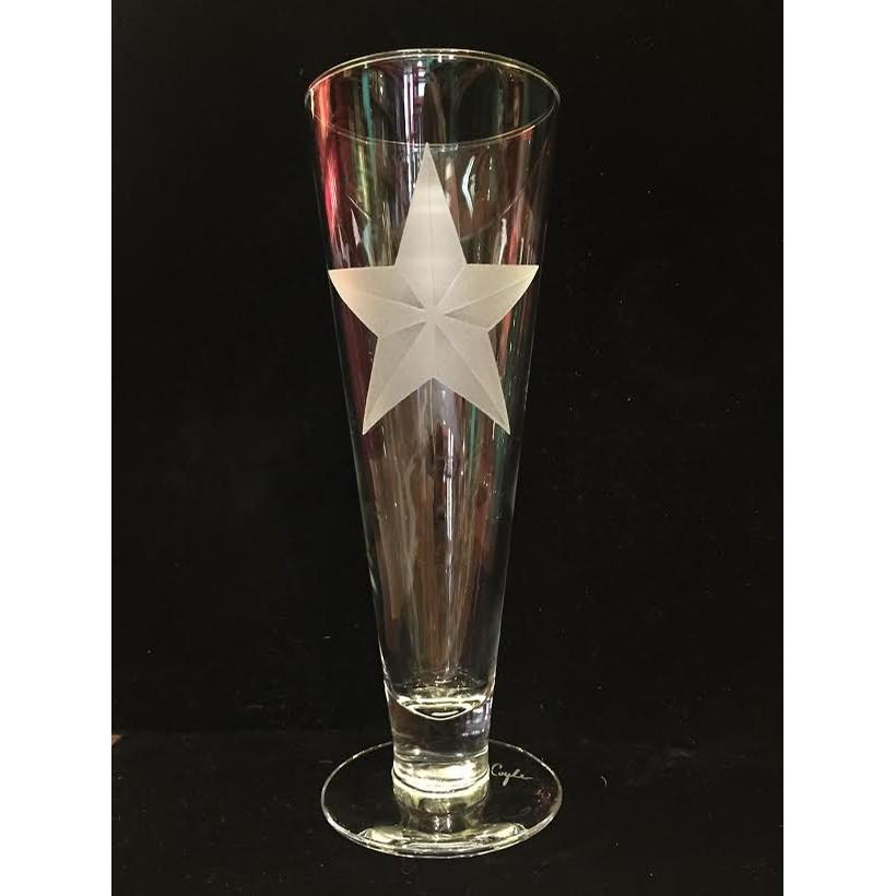 Texas Star Crystal Pilsner