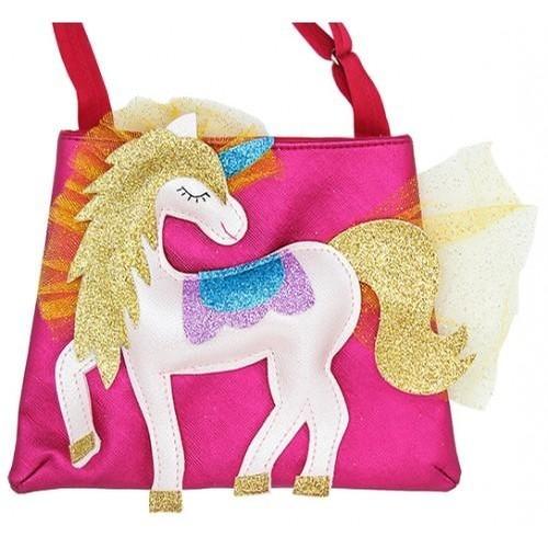 Starlight Unicorn Bag (Pink/Gold)