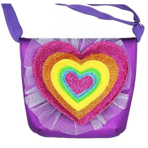 Sweet Heart Bag (Multi)