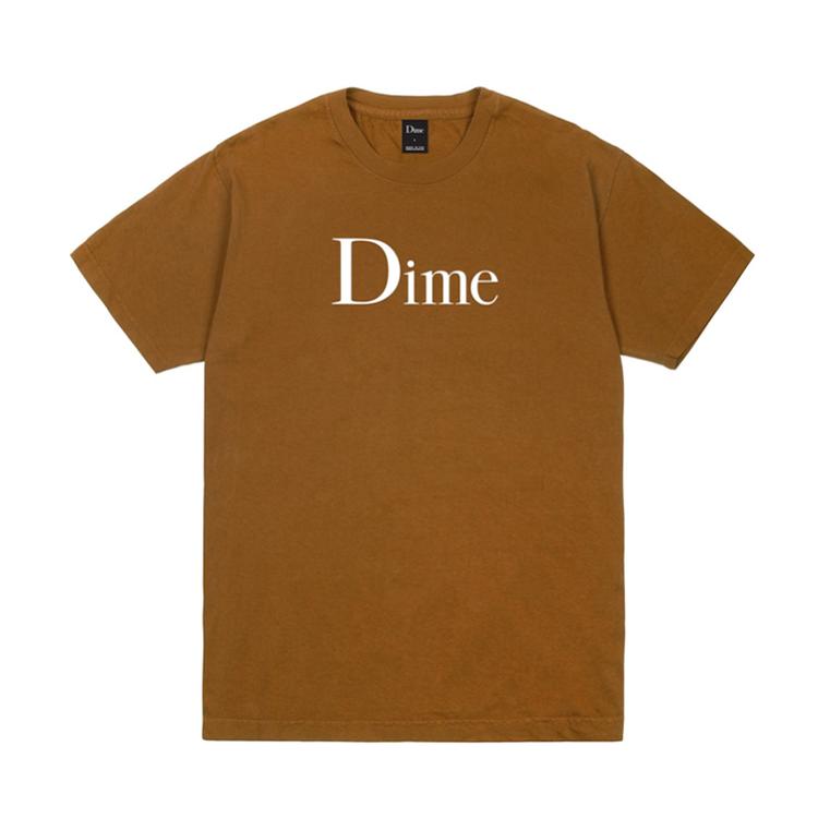 Classic Logo T-Shirt (Coffee)