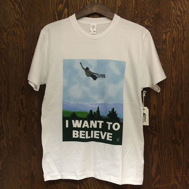 Believer T-Shirt (White)