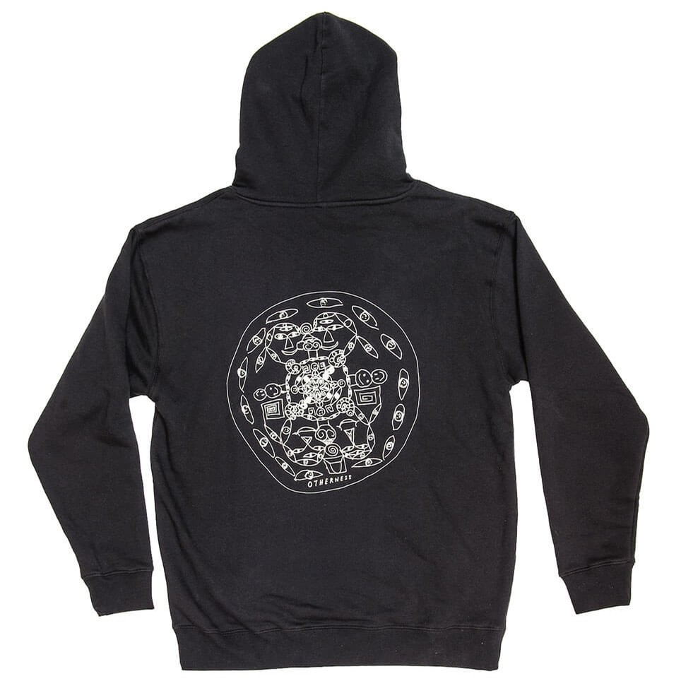 Mandala Hooded Sweatshirt