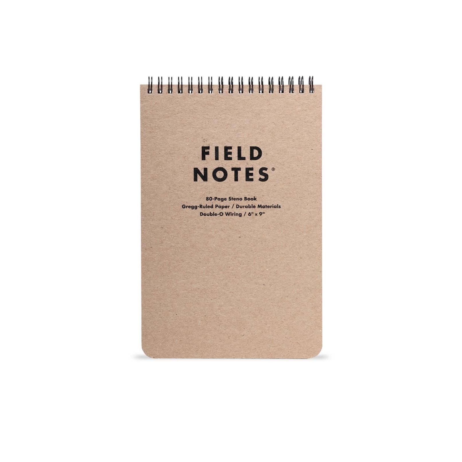 Field Notes Steno