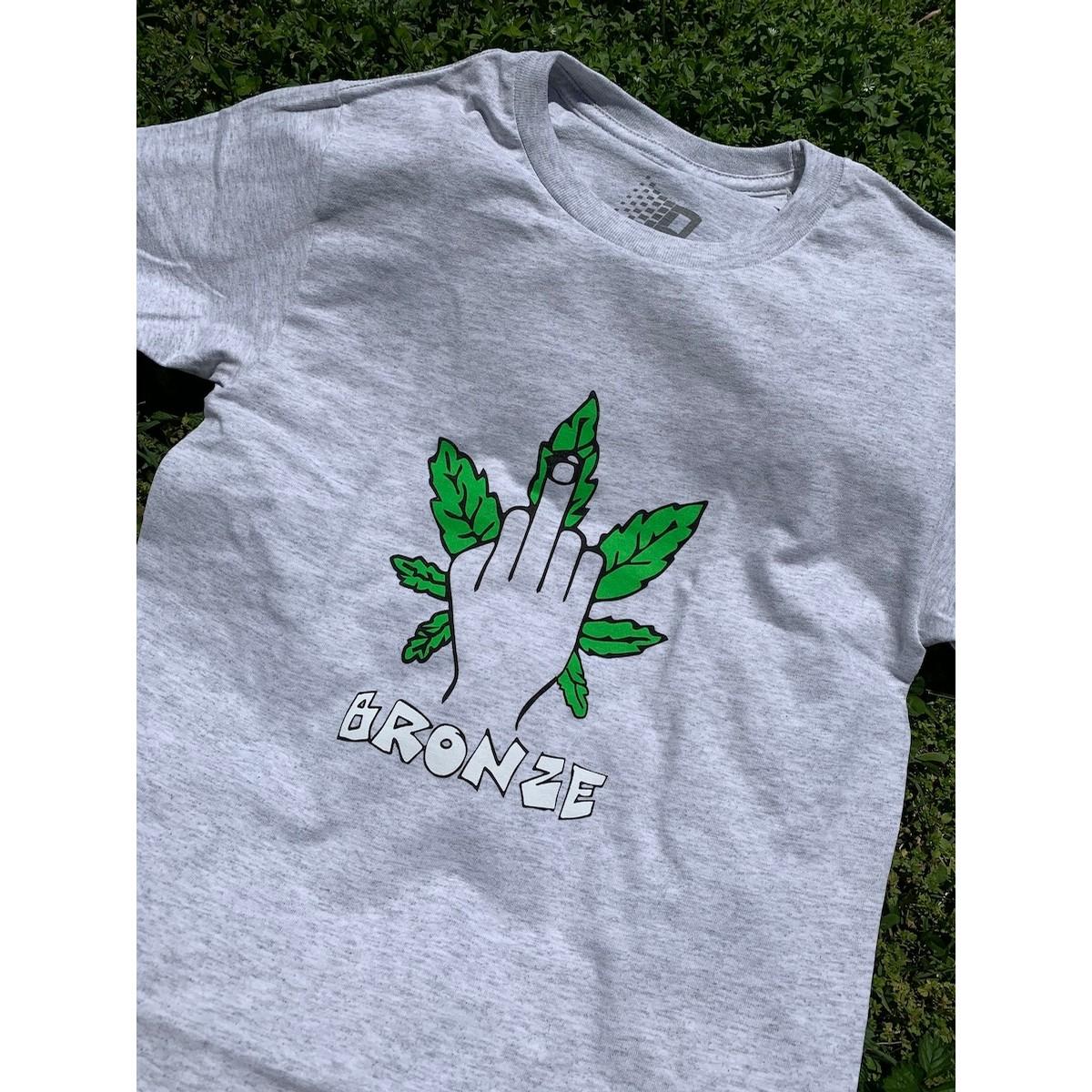 Weed Finger Tee