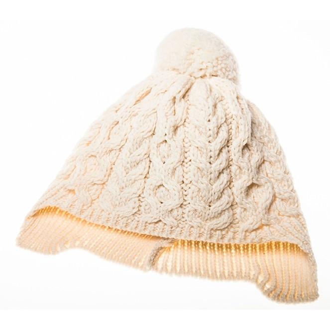 Childs Aran Hat