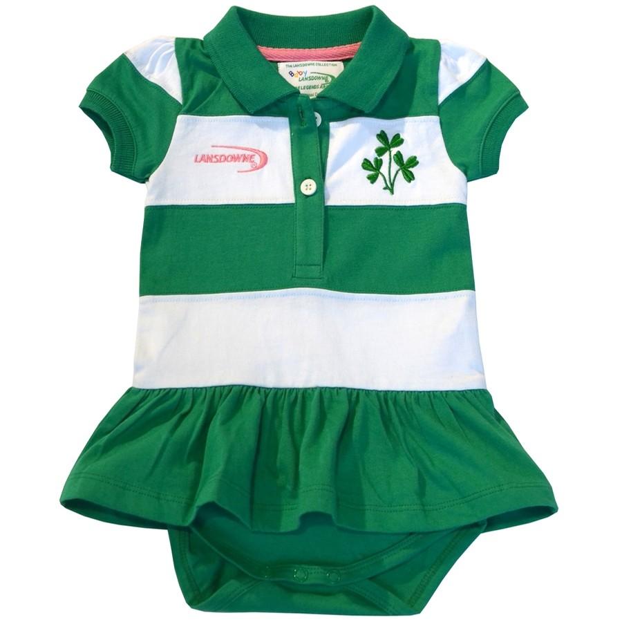 Irish Baby Dress