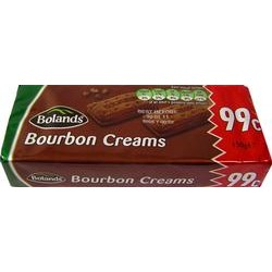 Food from Ireland Bolands Bourbon Creams PM 99c