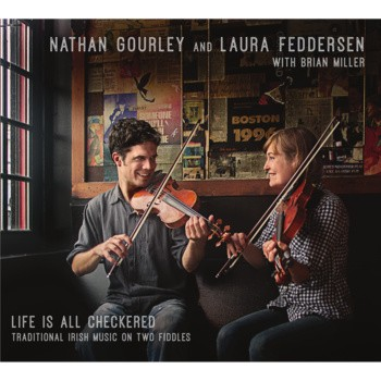 Nathan Gourley and Laura Feddersen Life is all Checkered