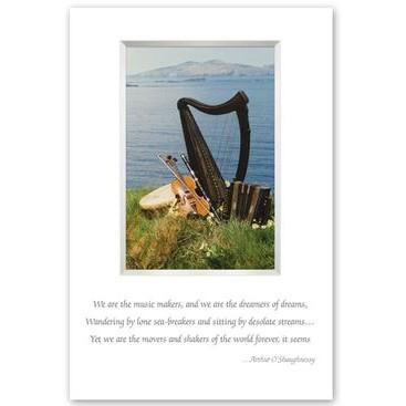 Celtic Images Photography Irish Music Blessing