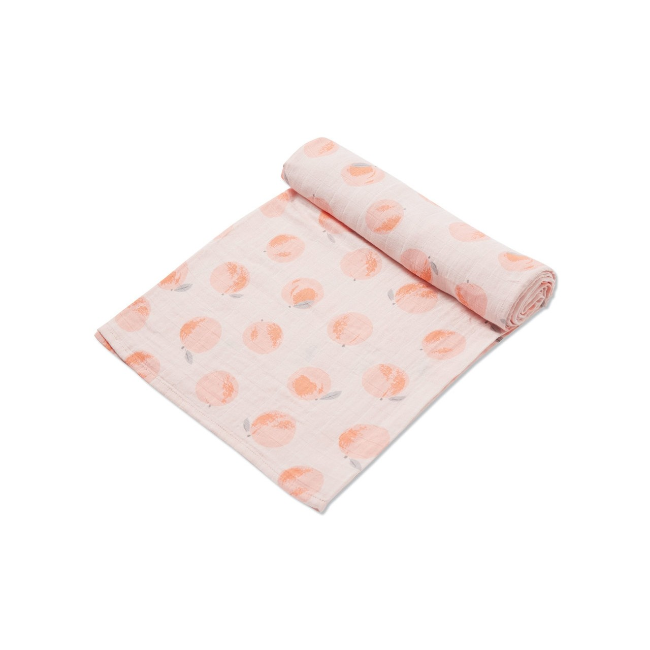 Swaddle Blanket - Peachy