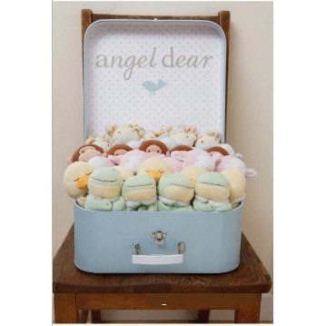 Angel Dear Soft Animal Lovie Blankies