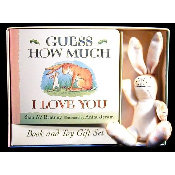Random House Guess How Much I Love You/Gift Set