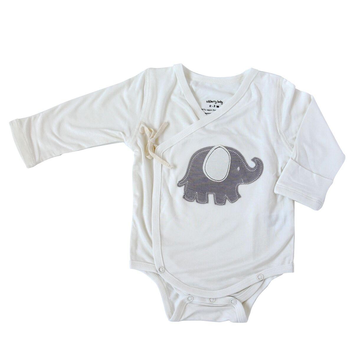 Silkberry Baby All Season Basics-Bamboo Bodysuit