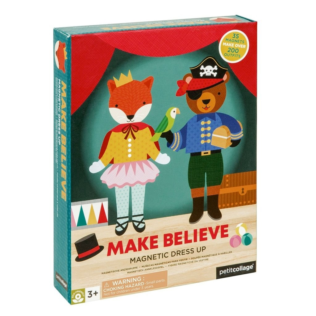 Magnetic Dress Up (Make Believe)