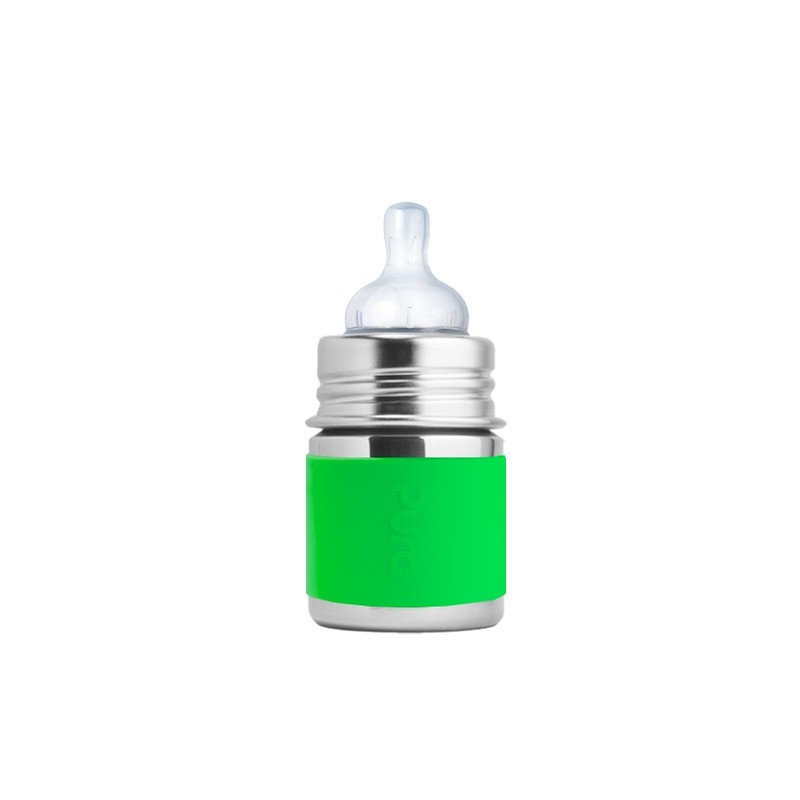 Pura 5 oz. Stainless Steel Baby Bottle