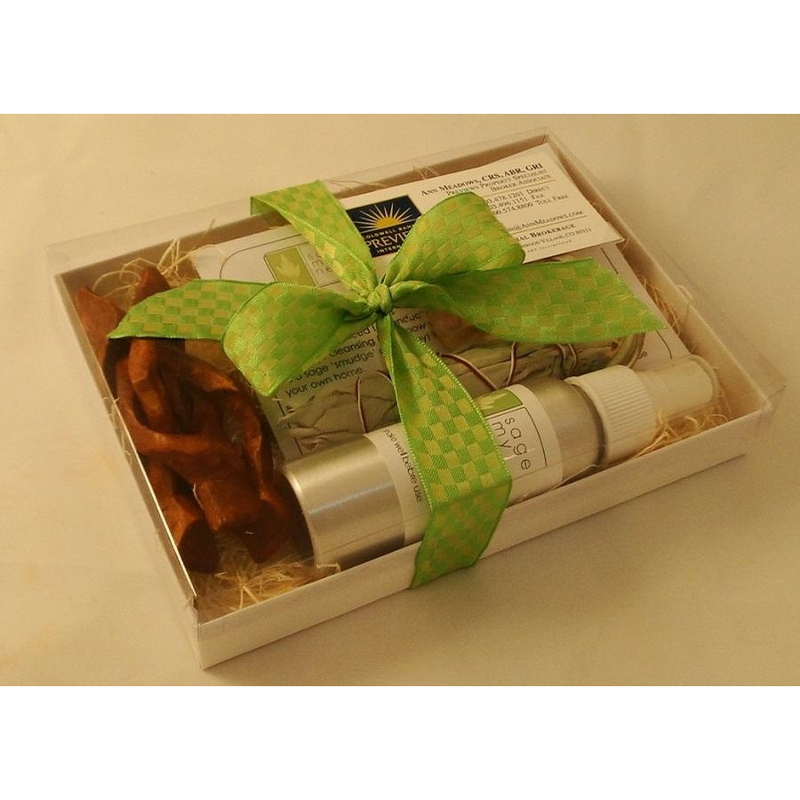 Closing Gift Kit - A Sage Smudge Set For New Homeowners