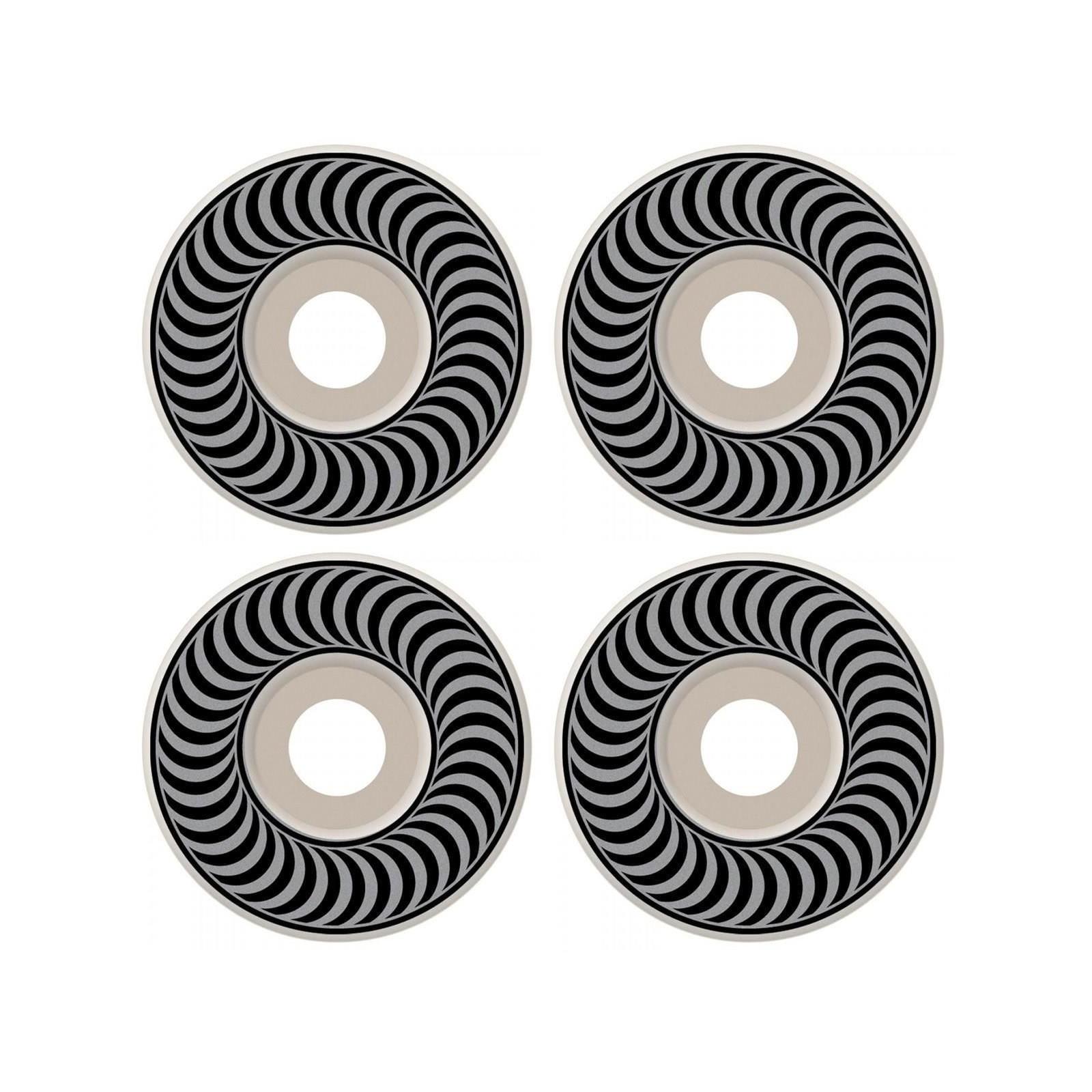 Wheels Classic 54mm (White/Black)
