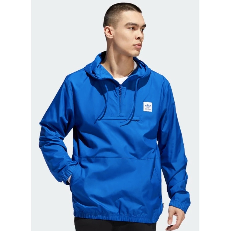 Hip Packable Jacket (Collegiate Royal)