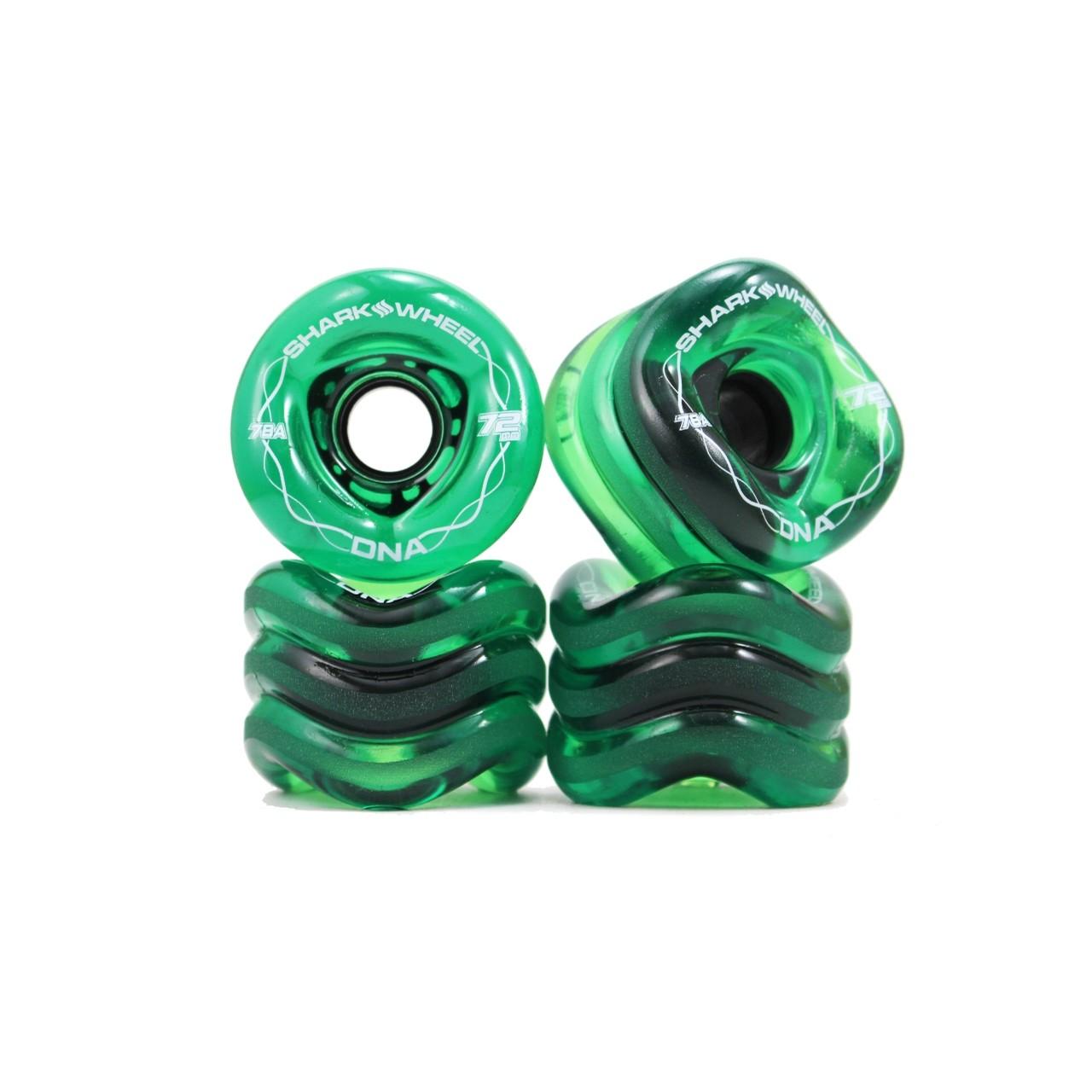 DNA 78A (Transparent Green)