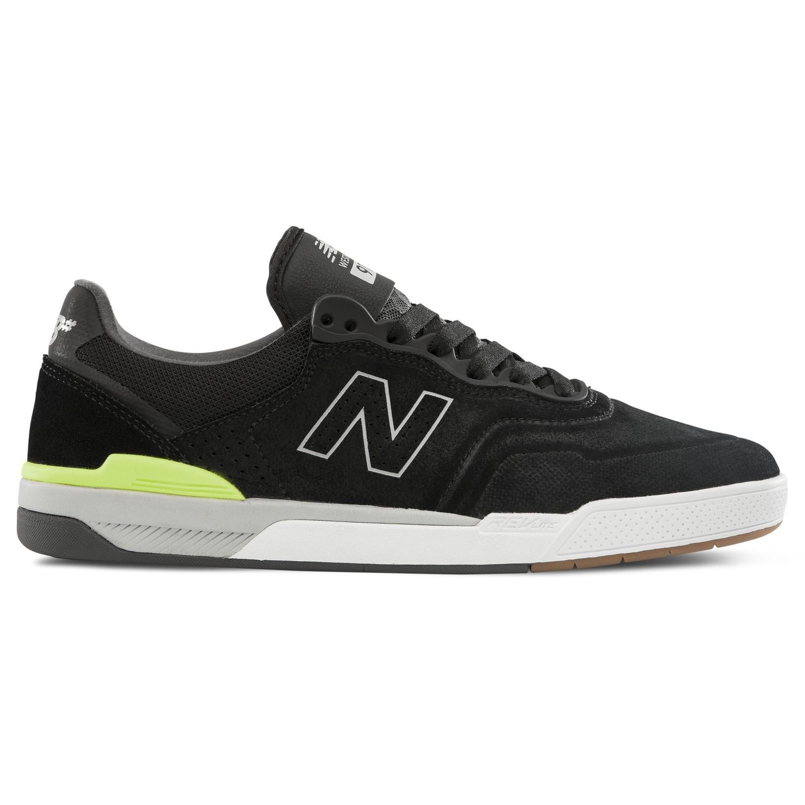 913 (Black/Grey/Lime)
