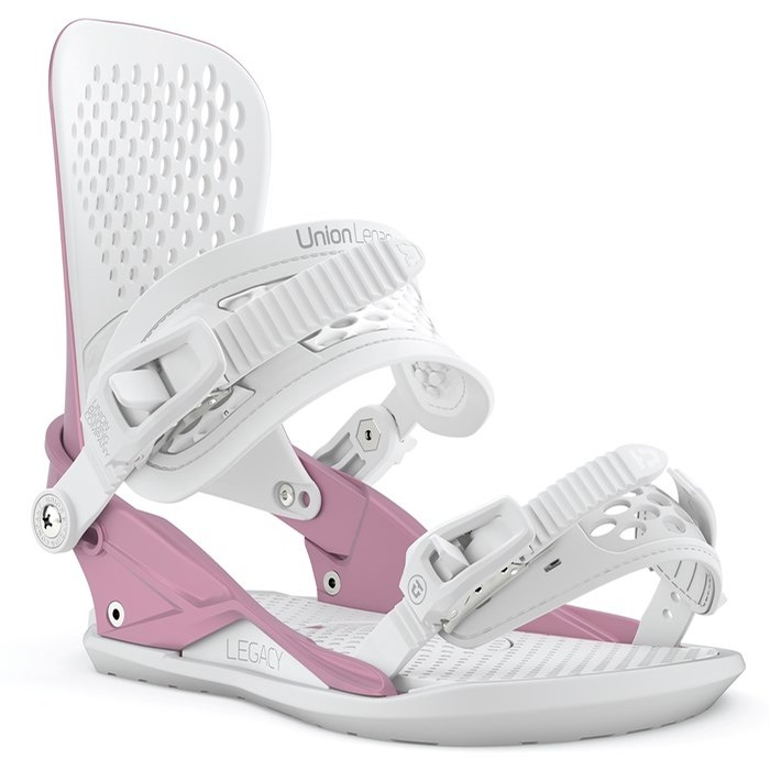 Legacy Bindings (Metalic Pink)