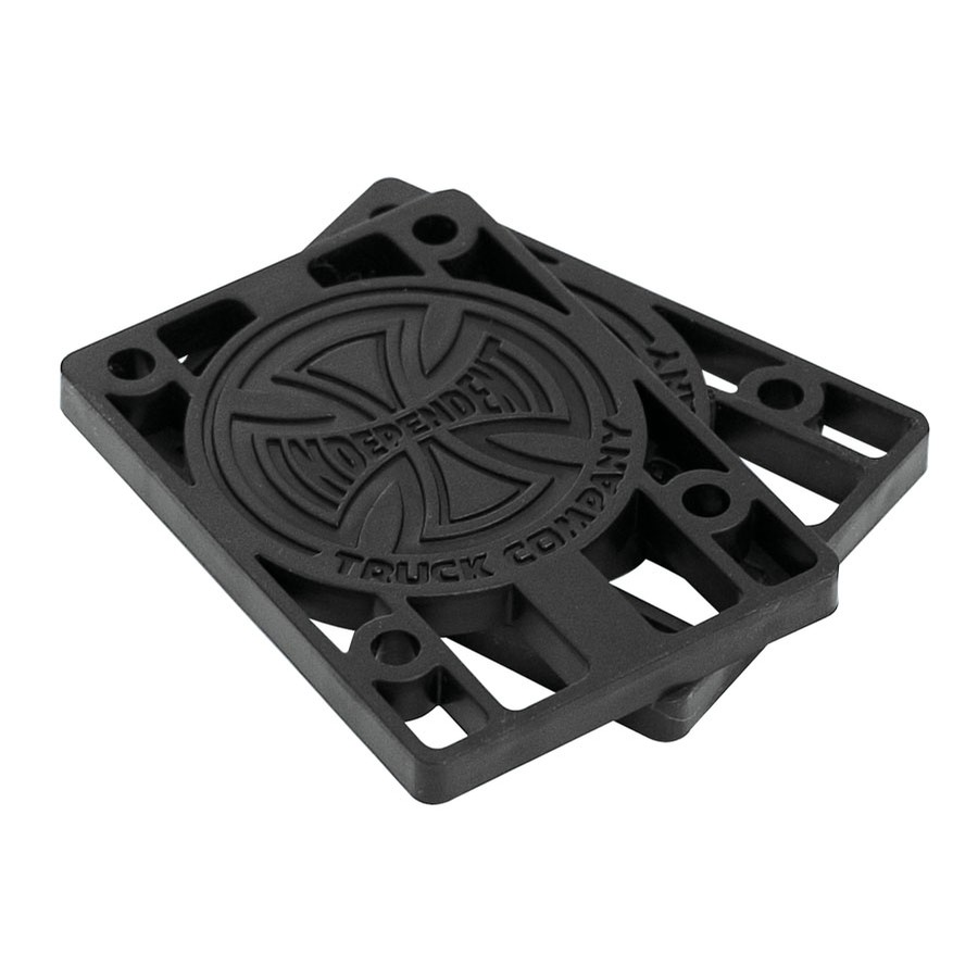 Independent 1/4 inch Riser Pads