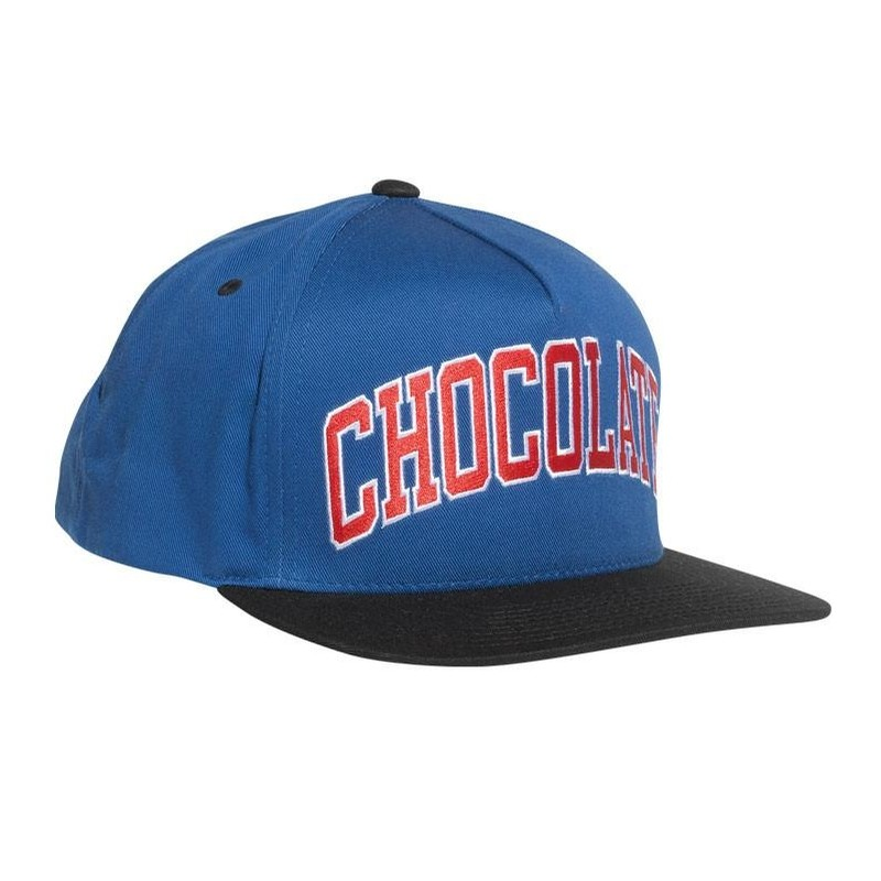 Arched League Snapback Hat