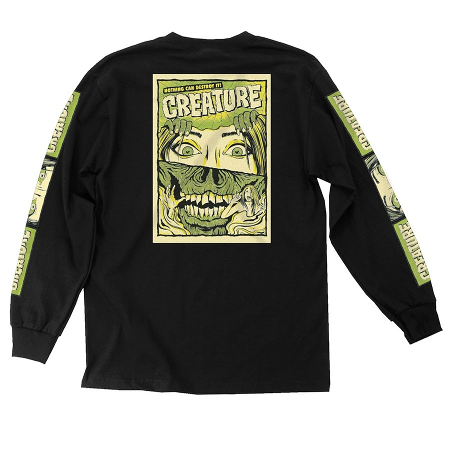 Horror Feature L/S