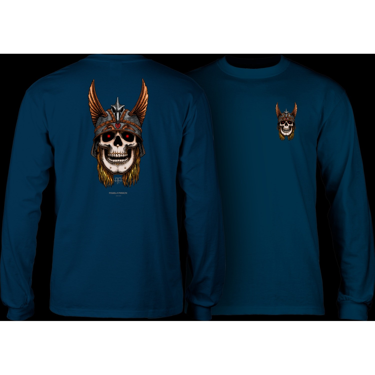 Andy Anderson Skull L/S