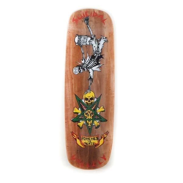 Suicidal Skates Mike Valley Barnyard Deck