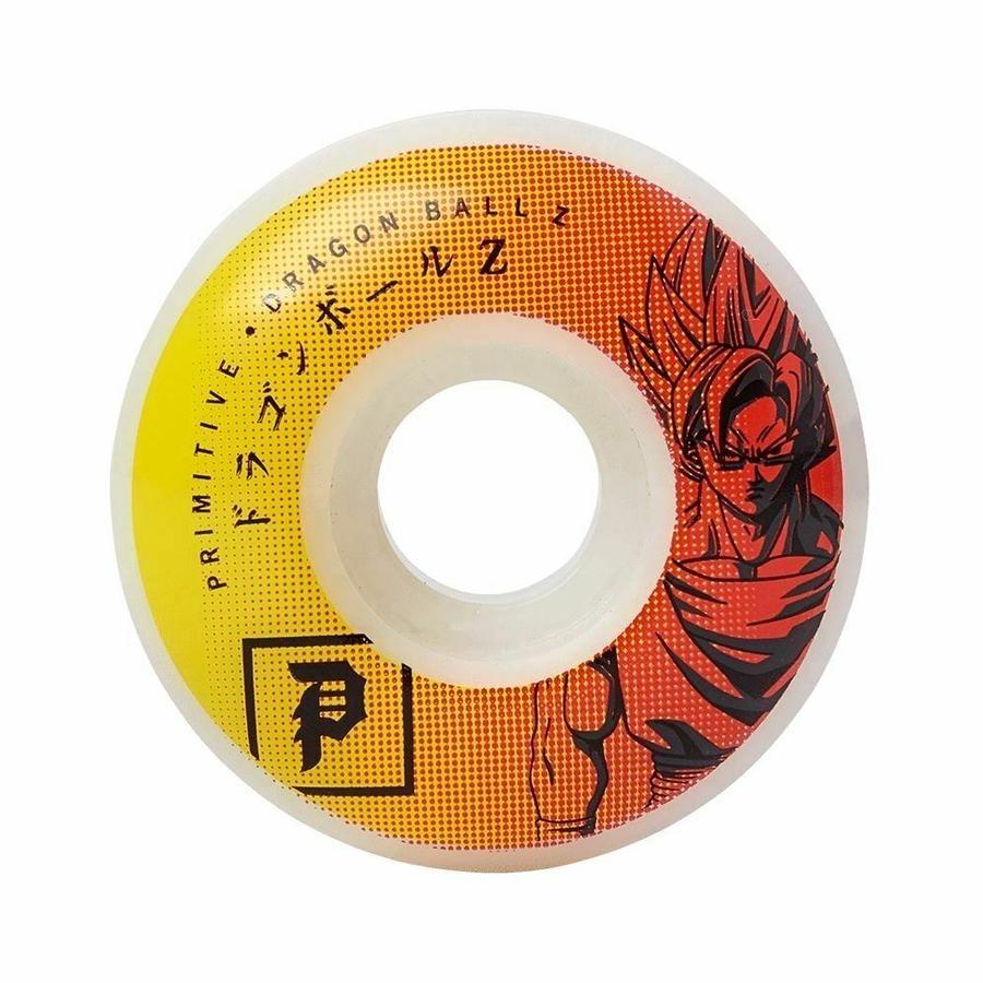 DBZ Goku Team Wheel
