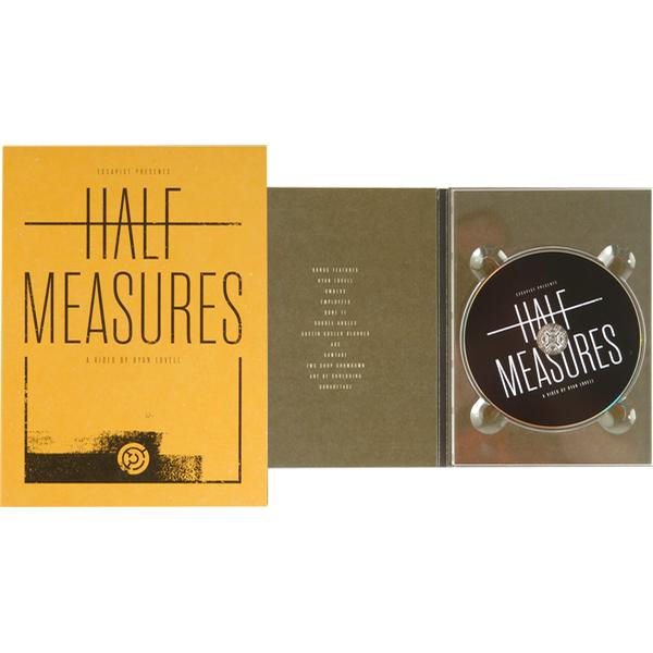 Half Measures DVD