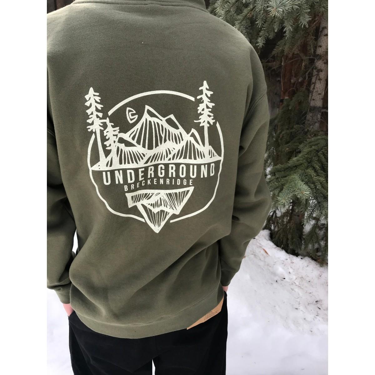 Underground P/O Hood (Army)