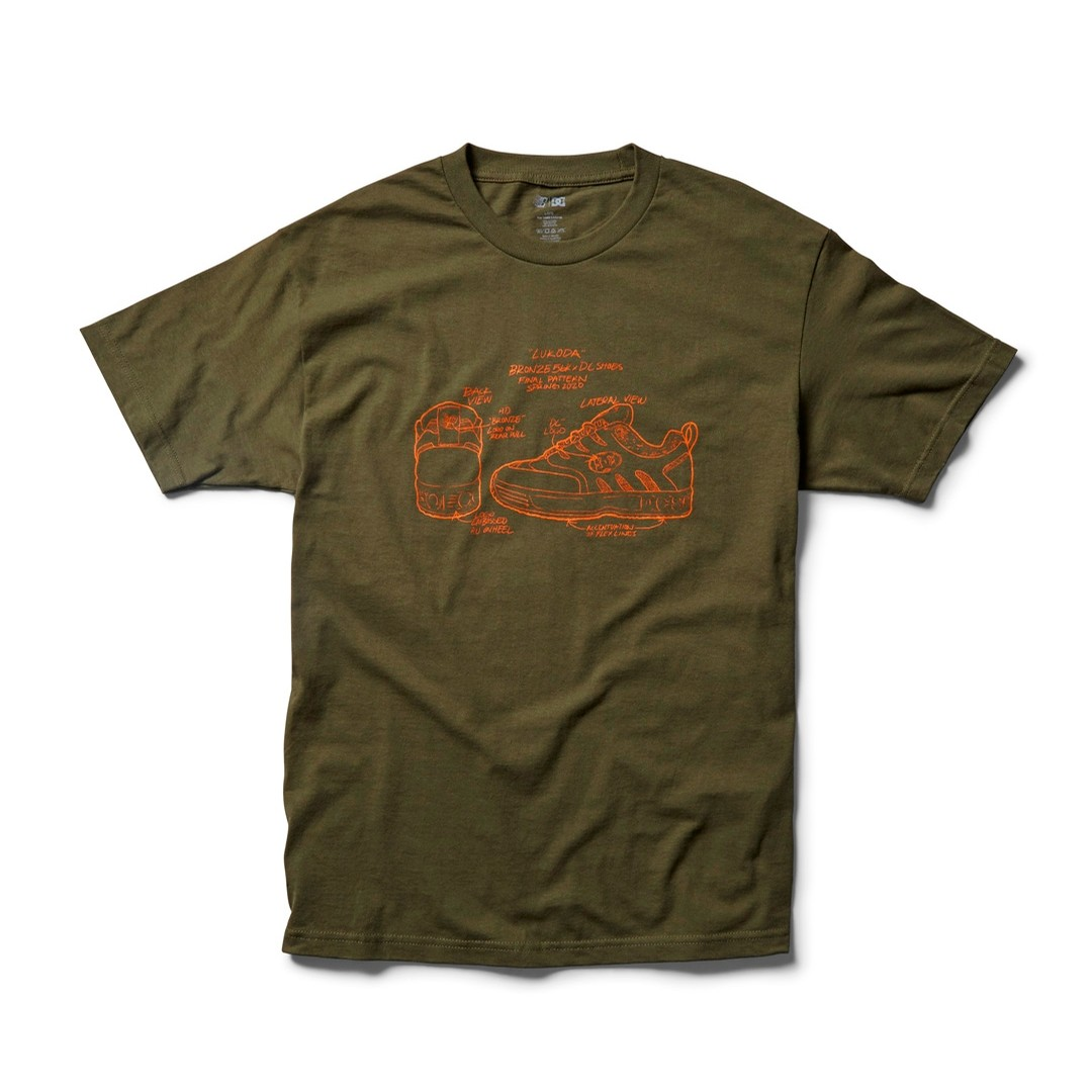 Lukoda 56K T-shirt (Olive)
