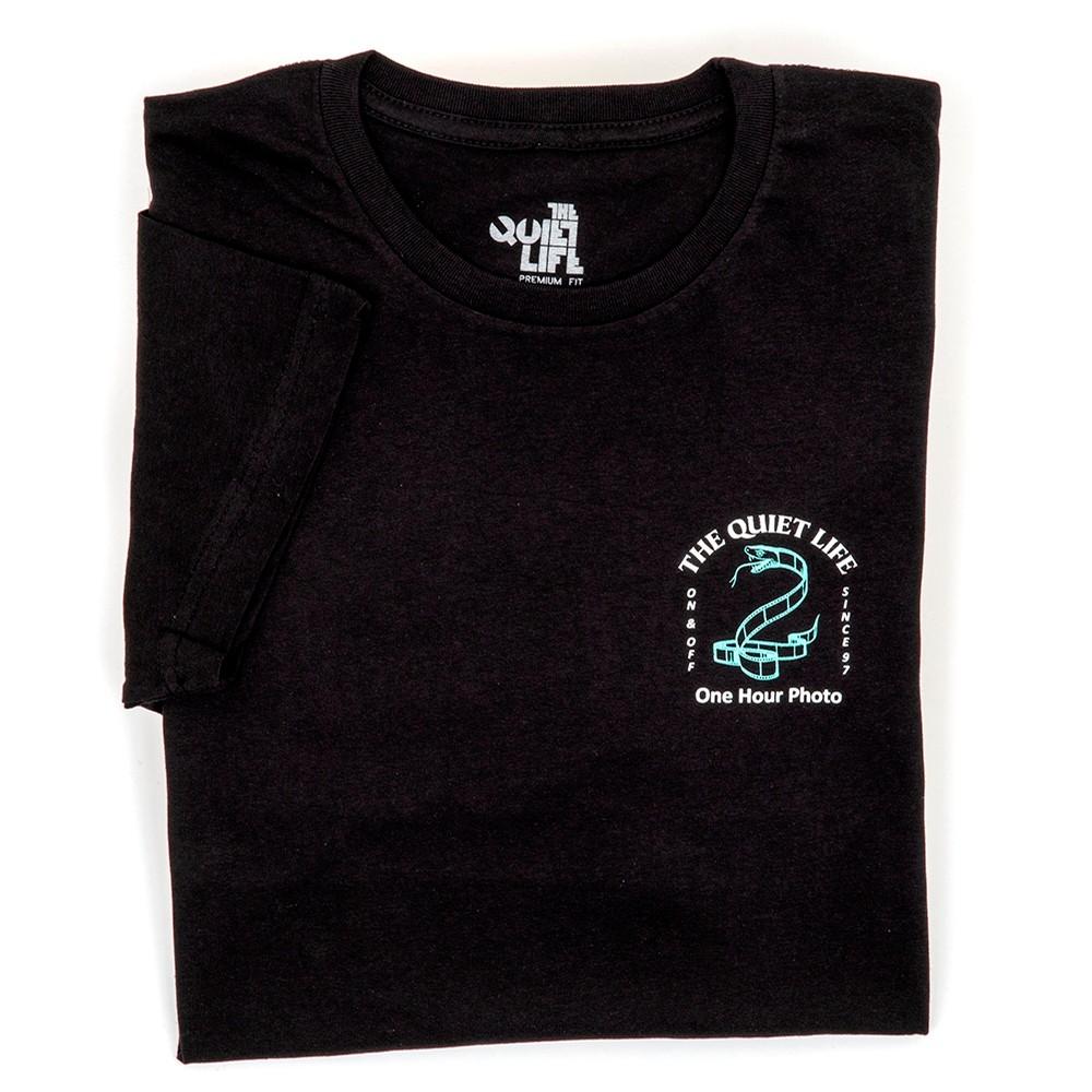 Snake Film Premium T-shirt (Black)