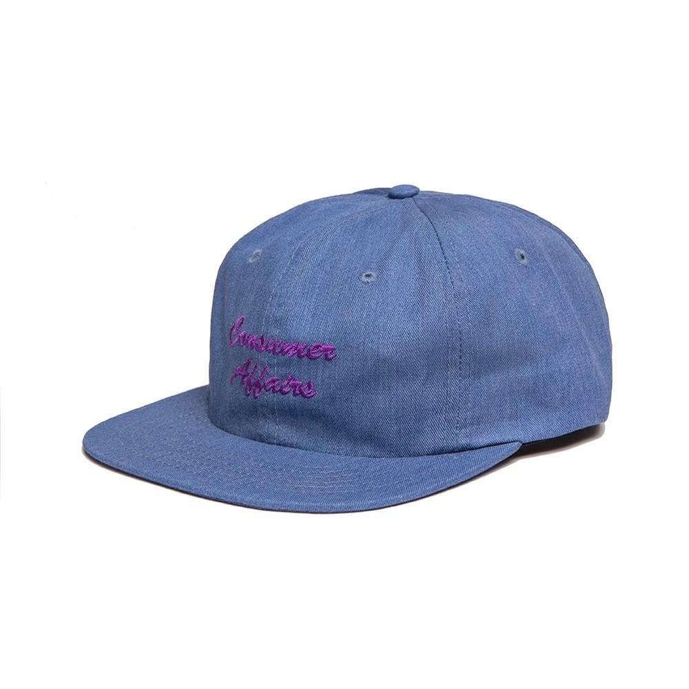 Consumer Affairs Hat (Light Denim)