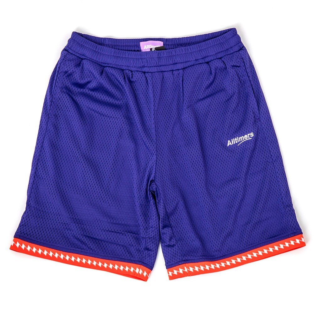 J Waves Shorts (Purple)