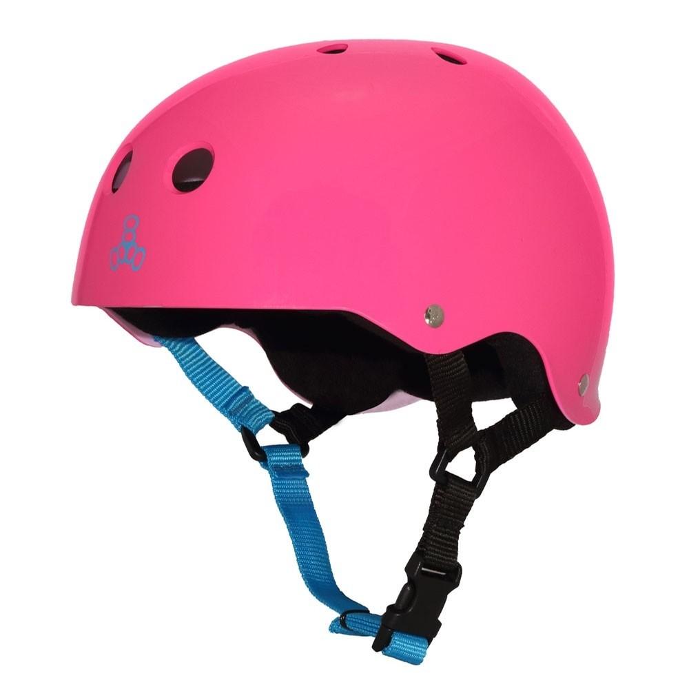 Sweatsaver Helmet (Neon Fuschia)