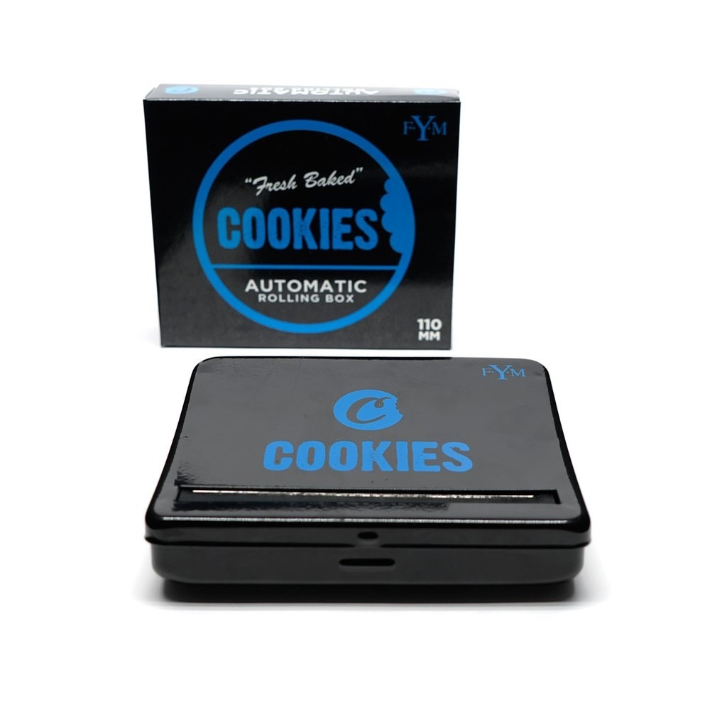 Cookies Automatic Rolling Box
