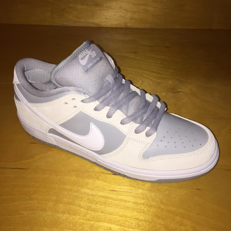 Nike SB Dunk Low TRD (Summit White