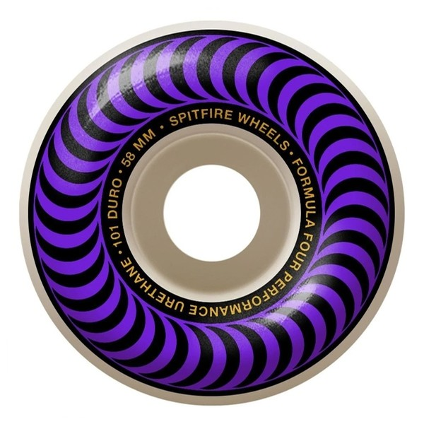 F4 101 Classic Purple