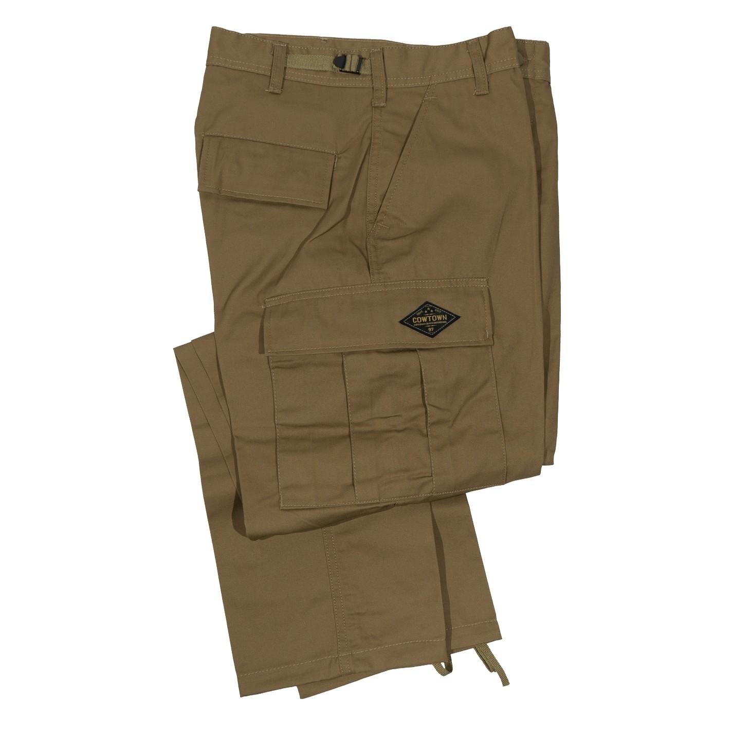 Cargo Pants (Coyote Brown)