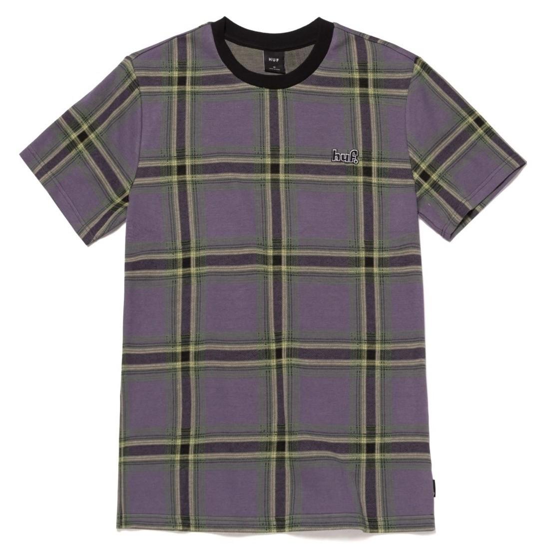 Borland S/S Knit Shirt (Grape)